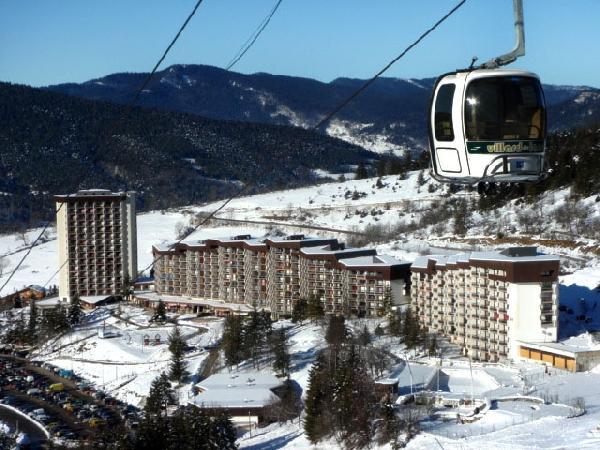 s jour ski alpin villard de lans semaine ski piste station vercors. Black Bedroom Furniture Sets. Home Design Ideas